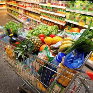 Магазины продуктов Долматовского