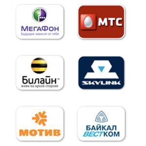 Операторы сотовой связи Долматовского