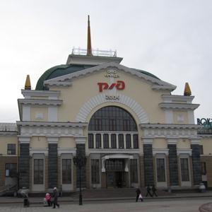 Железнодорожные вокзалы Долматовского