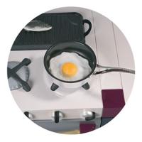 Кафе Мороженое - иконка «кухня» в Долматовском